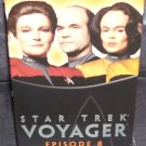 Star Trek VOYAGER * EX POST FACTO * EPISODE 8 VHS VIDEO BRAND NEW!