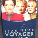 STAR TREK VOYAGER * THE CHUTE * VHS VIDEO NEW & SEALED!