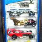 Hot Wheels * CRAZY CLASSICS III 5 PACK GIFT SET * NEW! 1998