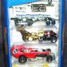 Hot Wheels * CRAZY CLASSICS III 5 PACK GIFT SET * NEW! 1998