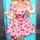 VALENTINE SWEETHEART SPECIAL EDITION BARBIE 1995 * NEW *