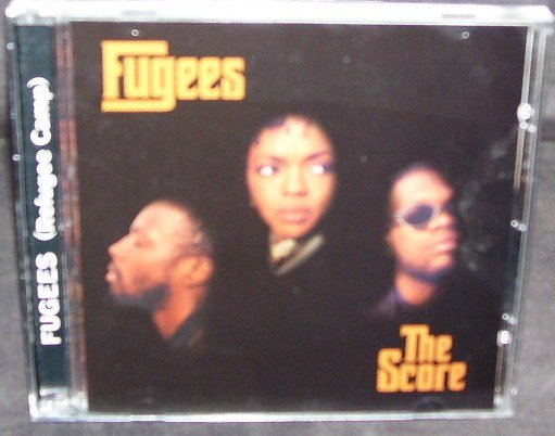THE FUGEES (REFUGEE CAMP) - THE SCORE Music CD EXC COND!