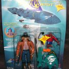 SEAQUEST DSV * THE REGULATOR LESLIE FERINA * Action Figure NEW! RARE 1993