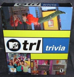 MTV TRL TRIVIA * PC CD-ROM * GAME * NEW IN BOX! *