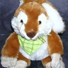 "CUTE SOFT * PLUSH BUNNY * 8"" SITTING * BEAN BOTTOM"
