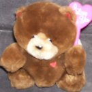 "MATTEL * EMOTIONS * I LOVE YOU BEAR * Item #G4058 * 5"" SITTING RARE!!"