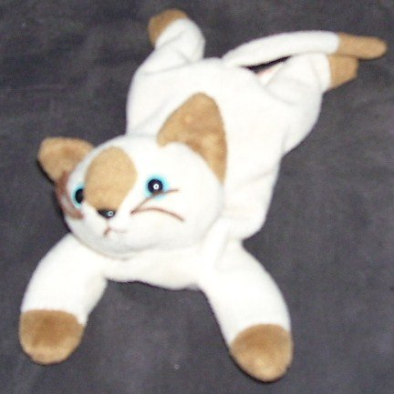 TY * SNIP THE SIAMESE CAT * BEANIE BABY 1996