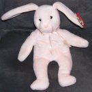 TY BEANIE BABY * HOPPITY THE PINK BUNNY * EXC COND w/TAG!
