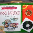 SAMMY & SHARON SAFETY KIT * NEW IN BOX! * BOOK, BOX, CD & VEST+