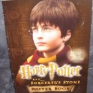 HARRY POTTER AND THE SORCEROR'S STONE * POSTER BOOK * 1ST EDITION! 2001