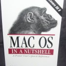MAC OS In A Nutshell Book * FIRST EDITION * From 2000 EXC COND!