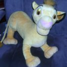"Disney The Lion King * SIMBA * HUGE PLUSH 20"" Long x 18"" tall RARE"