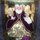 BARBIE Special Edition HAPPY HOLIDAYS 1996 DOLL NEW! GORGEOUS!