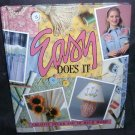 EASY DOES IT CREATIVE DECOR AND SO MUCH MORE! Book EXC 1994 HC