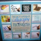 The Encyclopedia of CALLIGRAPHY TECHNIQUES Book HC DJ
