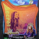 HANNAH MONTANA CD BOARD GAME IN GUITAR CASE * NEW *