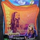 HANNAH MONTANA CD BOARD GAME IN GUITAR CASE * NEW *