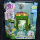 Disney Fairies TINKERBELL Room Aid AROMA DISPENSER NIB w/REFILL