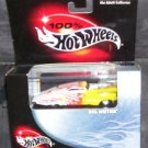 100% Hot Wheels BIG MUTHA Exotic Diecast Car NIB Limited Edition From 2000