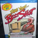 TAKE YOUR BEST SHOT Twisted Arcade Game NEW IN RETAIL BOX! 1995