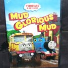 Thomas & Friends MUD GLORIOUS MUD DVD * NEW & SEALED *