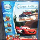Vtech Create A Story Disney CARS Cartridge with 2 Books NEW! SEALED!