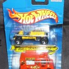 Hot Wheels JC PENNEY 100th Anniversary 2 Car Diecast Set NEW