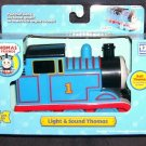 Thomas & Friends LIGHT & SOUND THOMAS Toy NIB 2007