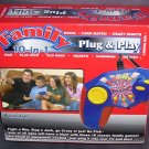 Excalibur FAMILY 10-IN-1 PLUG & PLAY TV GAME * NEW IN BOX *