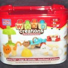 Mega Bloks WOOD CREATIONS * ANIMAL SET * NEW IN BOX! #115
