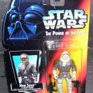 Star Wars The Power of the Force HAN SOLO IN HOTH GEAR Action Figure NEW 1995 Kenner