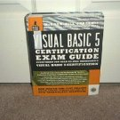 VISUAL BASIC 5 Certification Exam Guide Book & CD-ROM