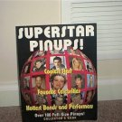 Superstar Pinups POSTER Book LIKE NEW! 112 PAGES