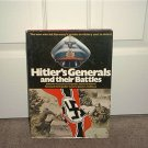 HITLER'S GENERALS AND THEIR BATTLES Book 1977 HC DJ