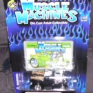 Muscle Machines '29 MODEL A Black Diecast 1:64 Scale NEW 2002