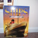 SHIPS A STUNNING VISUAL HISTORY Book 1999 Hardcover