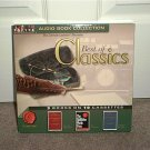 THE BEST OF CLASSICS Audio Book Collection - 3 Classic Books on 10 TAPES! NEW!
