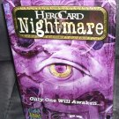 HeroCard NIGHTMARE Board Card Game NEW IN BOX 2007