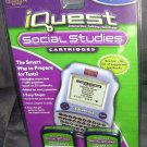 IQUEST Social Studies Grades 6-8 (2 pack cartridges) NEW 2002