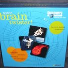 Discovery Channel SPACE BRAIN TWISTER Tile Matching Game NIB 2004