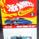 Hot Wheels Classics SHELBY COBRA 427 S/C #20 of 30 Series 2 NEW 2005