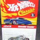 Hot Wheels Scorchin Scooter Diecast #23 of 25 Series 1 2004