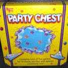 University Games PARTY CHEST Lots of Fun for Special Occasions NEW IN BOX