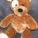 "Build A Bear BROWN SUGAR PUPPY Plush 12"" Sitting"