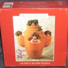 ANNE GEDDES * BABIES IN A TERRA COTTA POT * 100 pc Jigsaw Puzzle NIB