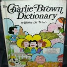 The Charlie Brown Dictionary by Charles M. Schulz 1973 Hardcover