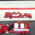 "Reader's Digest 1924 Buffalo Fire Engine 2001 4"" PROMOTIONAL PRODUCT * NEW *"