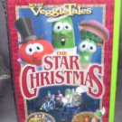 Veggie Tales - The Star of Christmas VHS 2002 NEW!