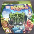 Mega Bloks PLASMA DRAGONS Battle Realm Booster Pack Set #9456 NEW IN BOX! 2007