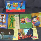 Panini Disney Toy Story 2 - 6 Photocards Pack MINT!